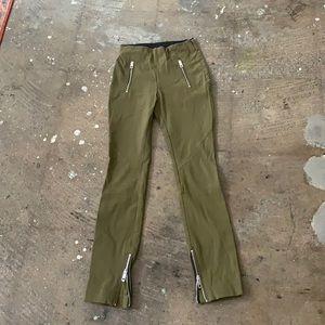 Rag & Bone Olive Green Pant